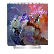 Abstract 6601012 Shower Curtain