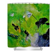 Abstract 660160 Shower Curtain