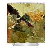 Abstract 6601901 Shower Curtain