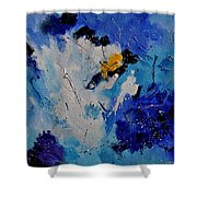 Abstract 6601902 Shower Curtain