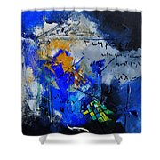 Abstract 6611701 Shower Curtain