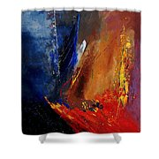 Abstract  67900142 Shower Curtain