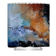 Abstract 684124 Shower Curtain
