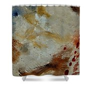 Abstract 69014003 Shower Curtain