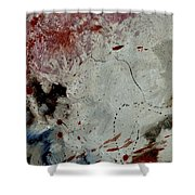 Abstract  690140032 Shower Curtain