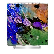 Abstract 6985321 Shower Curtain