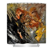 Abstract 8811113 Shower Curtain