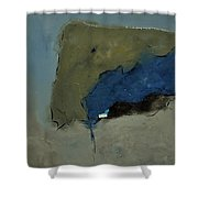 Abstract 88112041 Shower Curtain