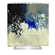 Abstract 8811301 Shower Curtain