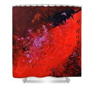 Abstract 88113013 Shower Curtain