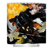 Abstract 8811601 Shower Curtain