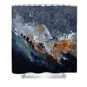 Abstract 8821901 Shower Curtain
