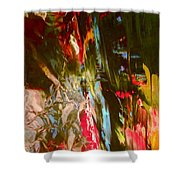 Abstract 9000 Shower Curtain