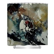 Abstract 900121 Shower Curtain