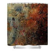 Abstract 900192 Shower Curtain