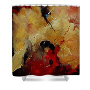 Abstract 901156 Shower Curtain