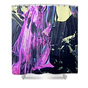 Abstract 9064 Shower Curtain