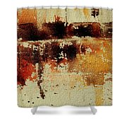 Abstract  90801245 Shower Curtain