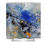 Abstract 969090 Shower Curtain