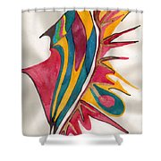 Abstract Art 102 Shower Curtain