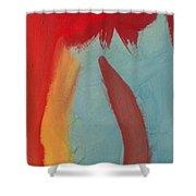 Abstract Art 3 Shower Curtain