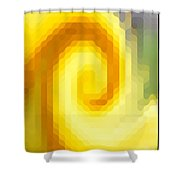 Abstract Art 4 Shower Curtain