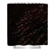 Abstract Art Six Shower Curtain