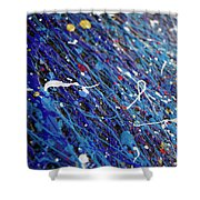 Abstract Artography 560005 Shower Curtain