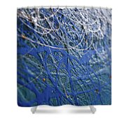 Abstract Artography 560028 Shower Curtain