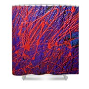 Abstract Artography 560030 Shower Curtain