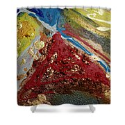 Abstract Artography 560066 Shower Curtain