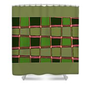 Abstract By Photoshop 49 Shower Curtain