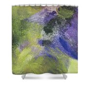 Abstract Close Up 1 Shower Curtain