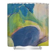 Abstract Close Up 12 Shower Curtain