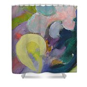 Abstract Close Up 15 Shower Curtain