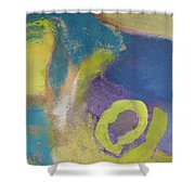 Abstract Close Up 4 Shower Curtain