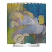 Abstract Close Up 7 Shower Curtain