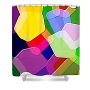 Abstract Collection 011 Shower Curtain