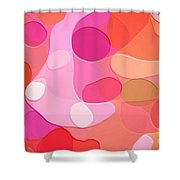 Abstract Collection 013 Shower Curtain