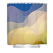 Abstract Collection 019 Shower Curtain