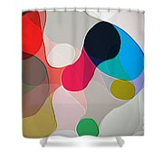 Abstract Collection 020 Shower Curtain
