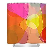 Abstract Collection 021 Shower Curtain
