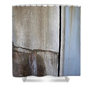 Abstract Concrete 1 Shower Curtain