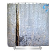 Abstract Concrete 19 Shower Curtain