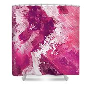 Abstract Division - 74 Shower Curtain