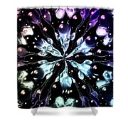 Abstract Fractal 623162 Shower Curtain