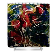 Spirits Moves Me Shower Curtain