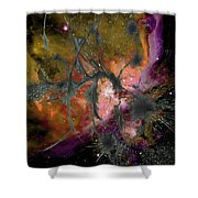 Abstract Images Of Forgiveness Series #4 Shower Curtain