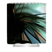 Abstract Shower Curtain