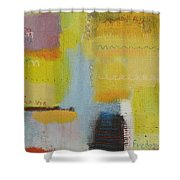 Abstract Life 3 Shower Curtain
